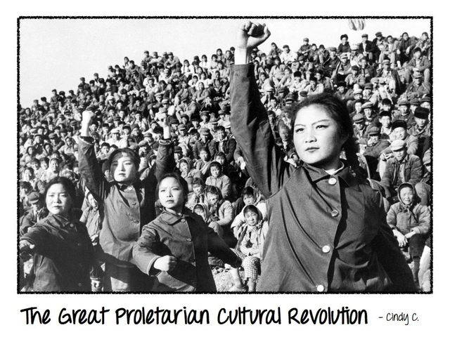 The Red Guards + Cultural Revolution