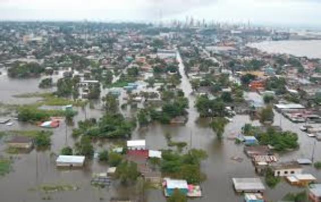 Primeras referencias de inundaciones en tunjuelito y Bosa.