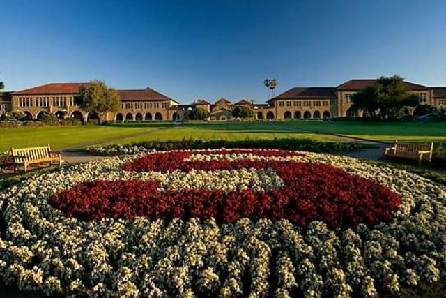 Dad Begins School At Stanford