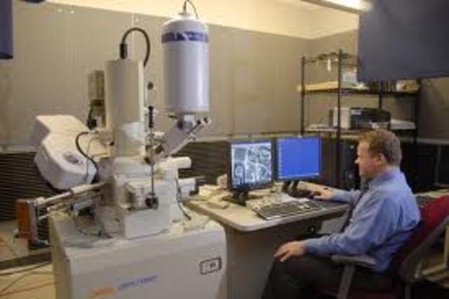 Elektron Mikroskobu