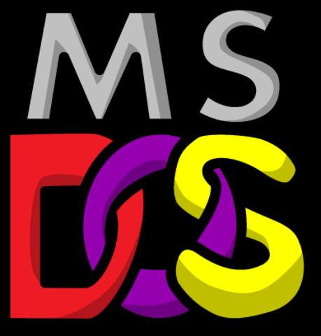 Surgimiento de MS DOS