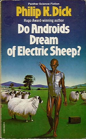"""""""Do Androids Dream of Electric Sheep"""" by Philip K.Dick published"""