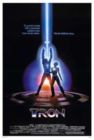 """""""Tron"""" released in cinemas"""