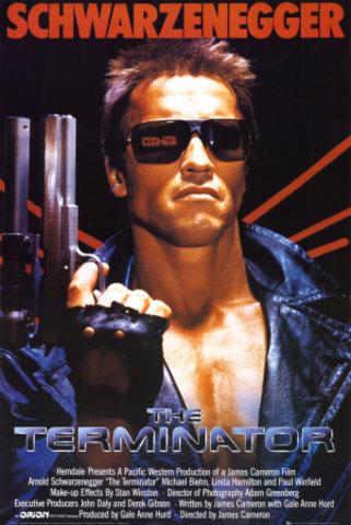 """The Terminator"" released in cinemas"