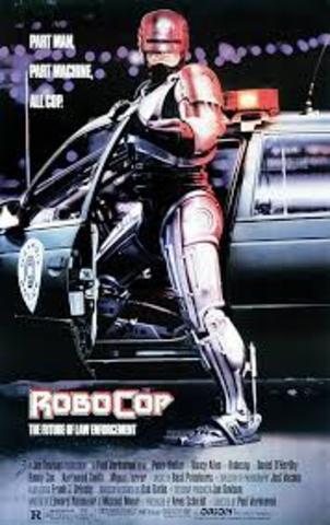 """""""Robocop"""" released in cinemas"""