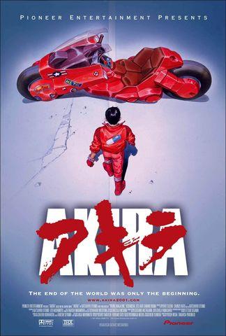 """Akira"" released in cinemas"