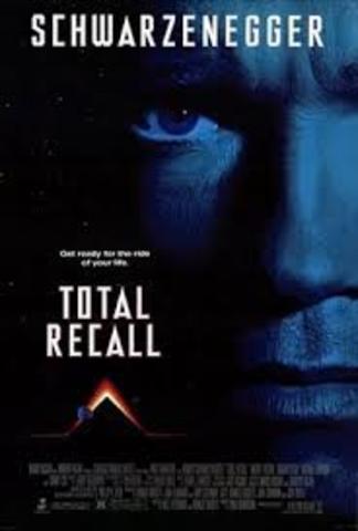 """Total Recall"" released in cinemas"
