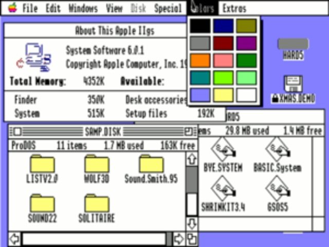 GS OS (1986)