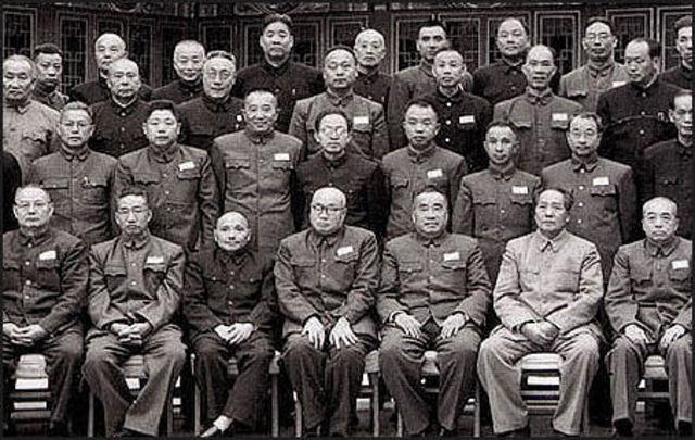 Communist against the world