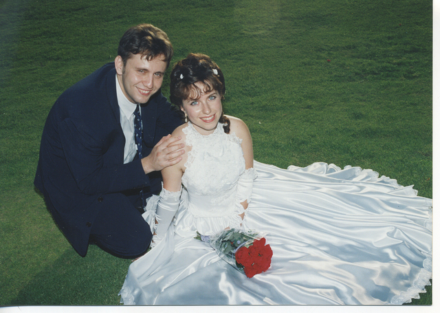 Mom's and Dad's Wedding