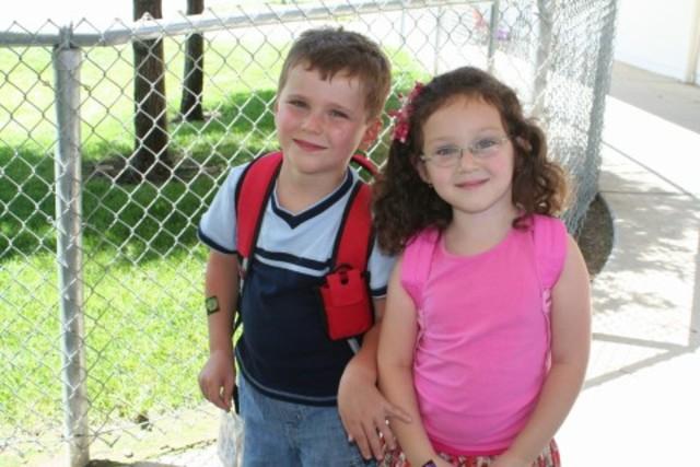 Daniel Starts School