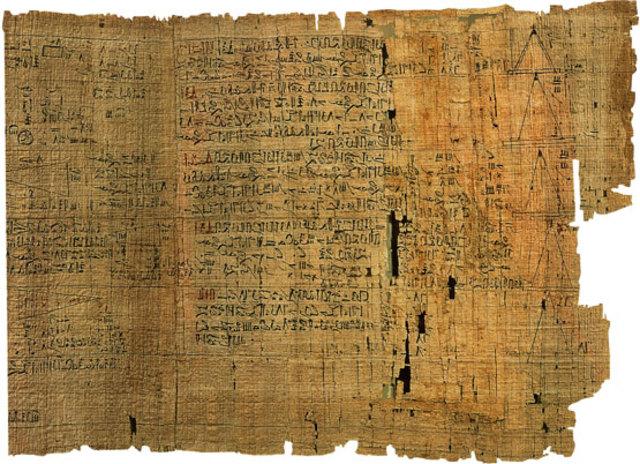 Creaciòn del papel 400 a.C