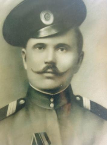 Paternal Great-Great Grandpa Fights in World War I
