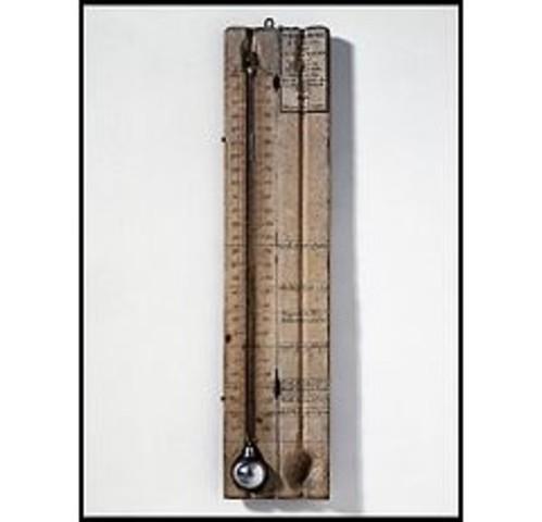 Termòmetro de mercurio