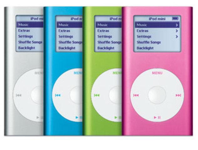2nd ipod mini