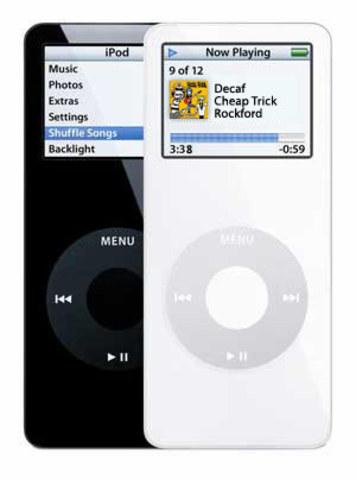 1st generation ipod nano