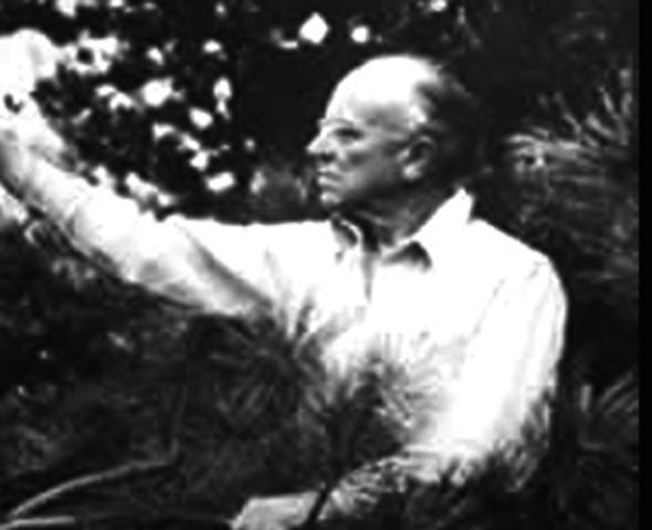 Aldo Leopold was born