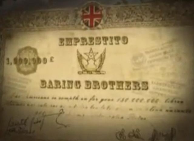 Rosas a cargo de las relaciones exteriores de la Confederación.