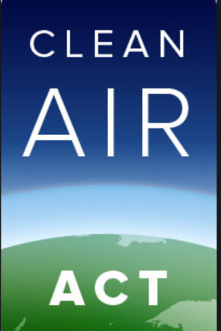 Clean Air Act established