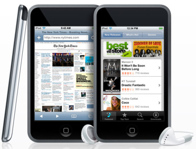 First generation ipod touch