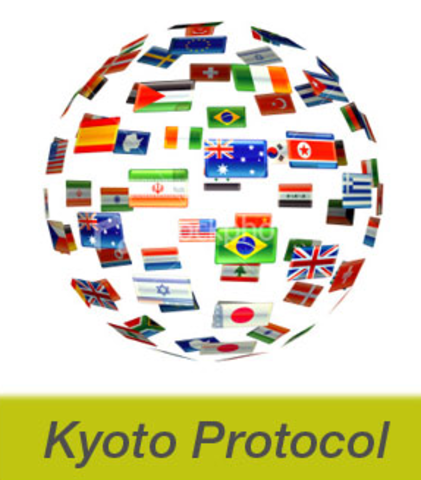 2006: Kyoto Protocol
