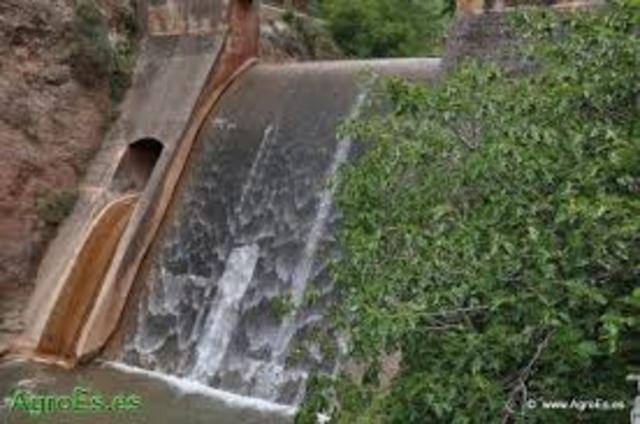 La demanda de agua era de 34m3 para 1.000.000ha