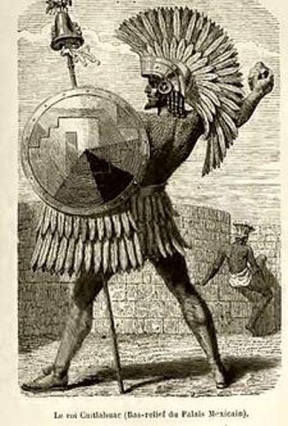 """Cuitláhuac encabezó rebelión y los españoles abandonan Tenochtitlan """"Noche Triste"""""""