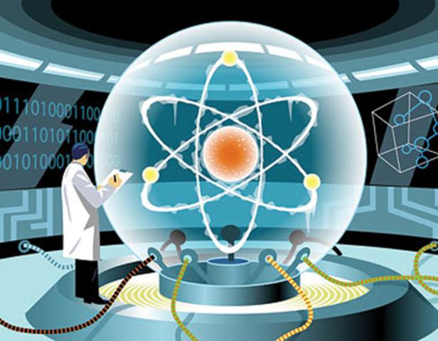 Se crea la primera maquina cuantica