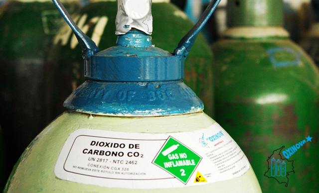 CO2 a combustible
