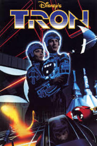 """""""Tron"""" was released"""