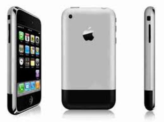 Iphone invented