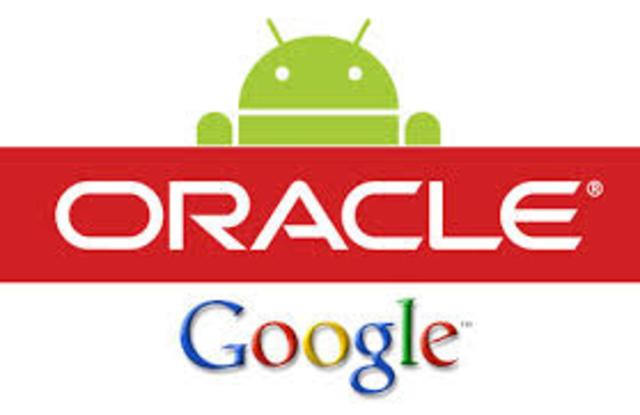 Demanda de Oracle de android