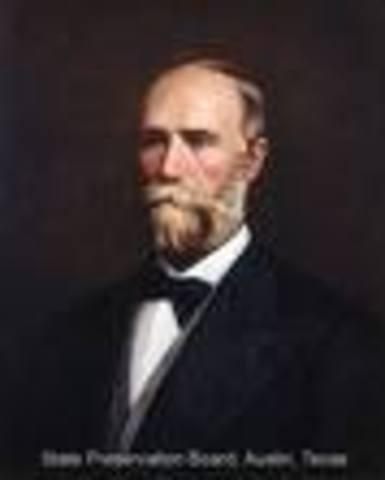 Edmund J. Davis becomes governor.