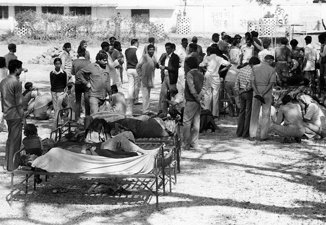 The Bhopal Disaster