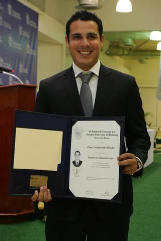 Graduacion de la Universidad