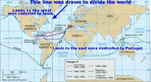 Treaty of Torsedillas