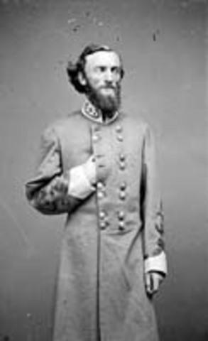 general Magruder arrived at virginia