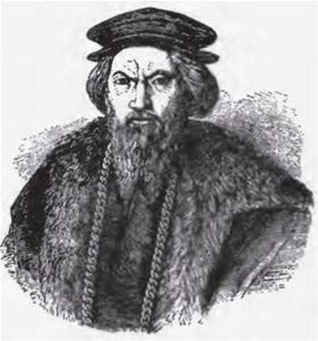Sebastian Cabbot
