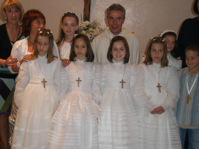 my communion