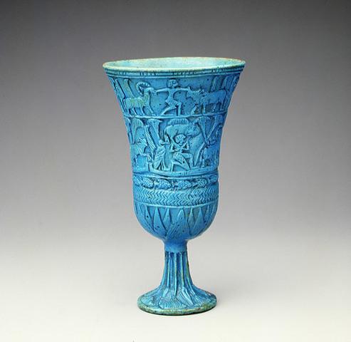 Lotiform Cup