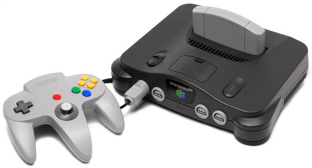 Nintendo 64 (JP)