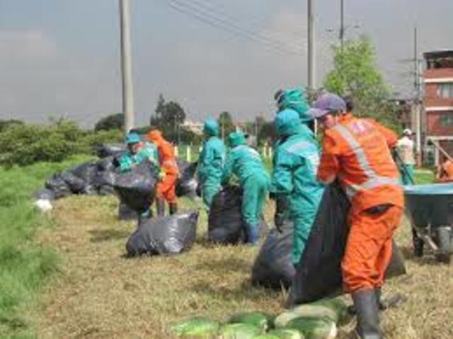 Alianza para descontaminación del Río Tunjuelo