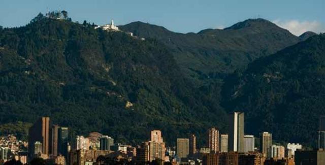 Recuperacion Cerros Orientales