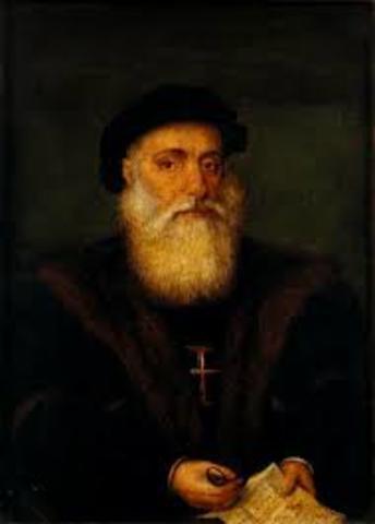 Vasco de Gama reaches India