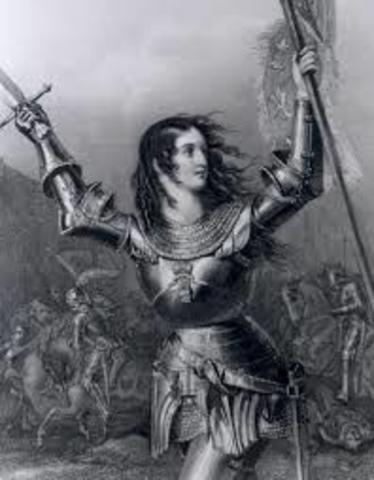 Joan of Ark
