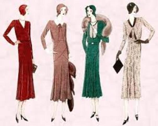 1930 women