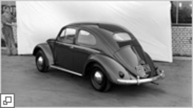 Volkswagen Type 32 and Type 60