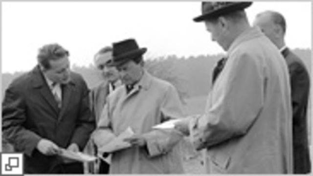 Founding of the Weissach Development Centre
