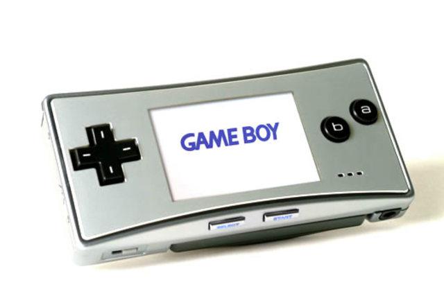 Game Boy Micro (JP)