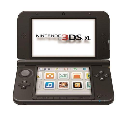 Nintendo 3DS XL (JP)